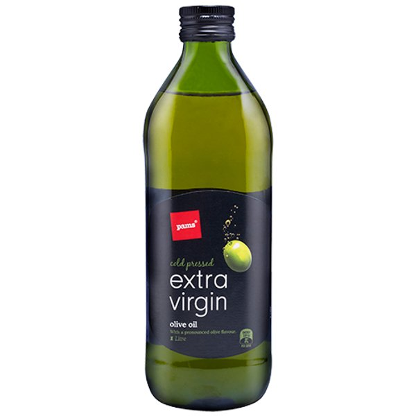 Pams Cold Pressed Extra Virgin Olive Oil 1l