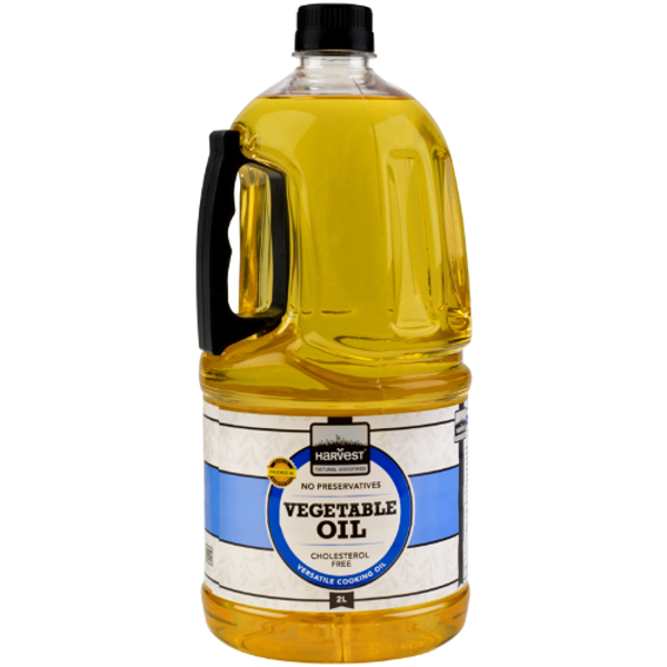 Harvest Oil Vegetable Oil 2l