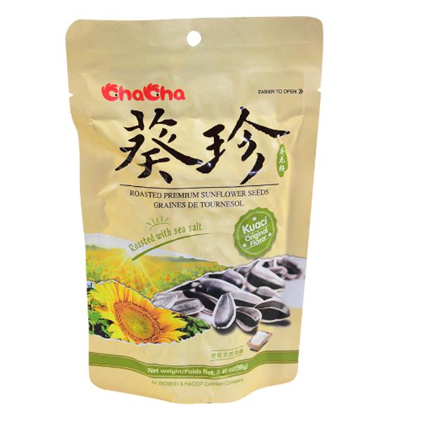 Cha Cha Original Roasted Jumbo Sunflower Seeds 98g
