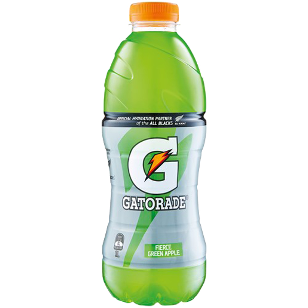 Gatorade Fierce Green Apple Sports Drink 1l