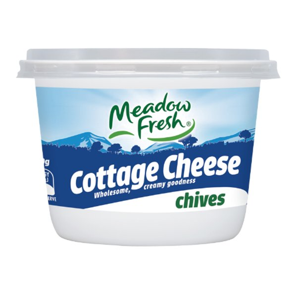 Meadow Fresh Chives Cottage Cheese 250g