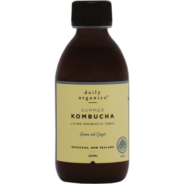 Daily Organics Summer Kombucha 200ml