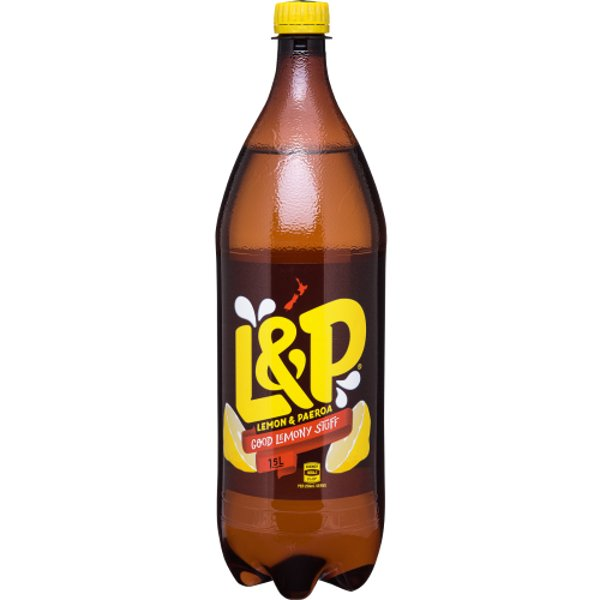 L&P Soft Drink Bottle 1.5l