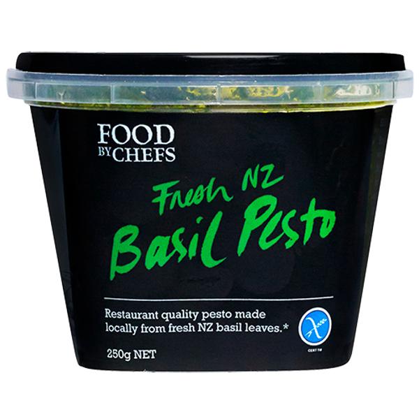 Food By Chefs Basil Pesto 250g