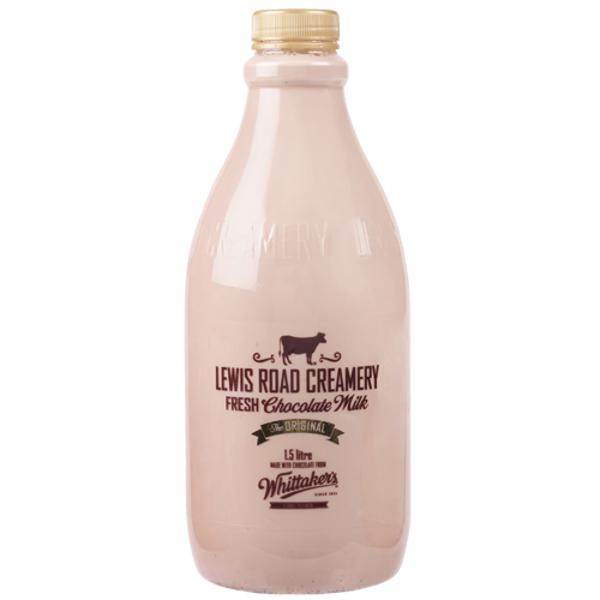 Lewis Road Creamery Chocolate Milk 1.5l