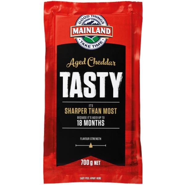 Mainland Tasty Cheese 0.7kg