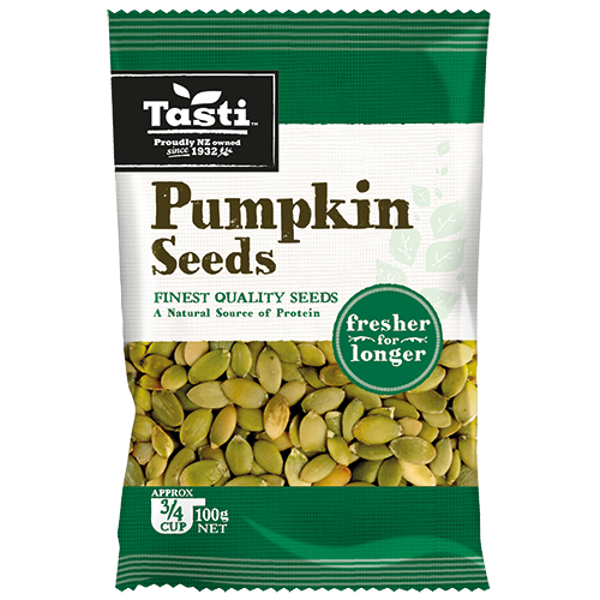 Tasti Pumpkin Seeds 100g