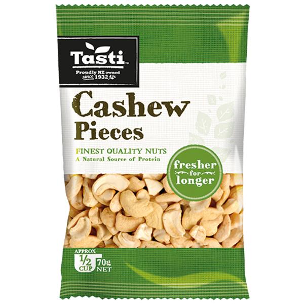Tasti Cashew Pieces 70g