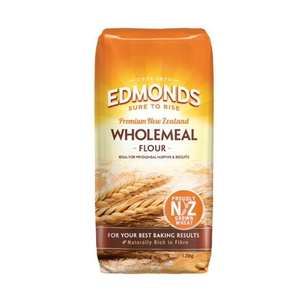 Edmonds Wholemeal Flour 1.25kg