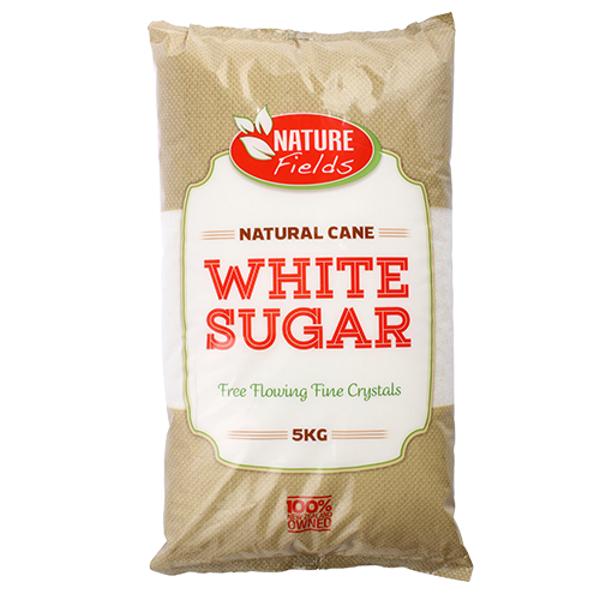 Nature Fields White Sugar 5kg