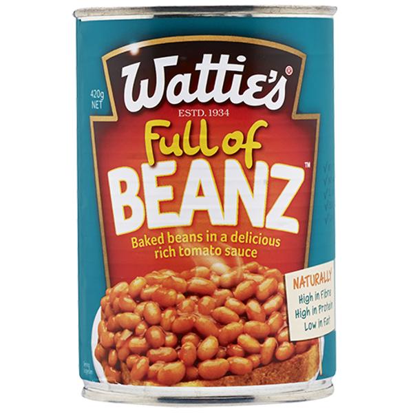 Wattie's Baked Beans 420g