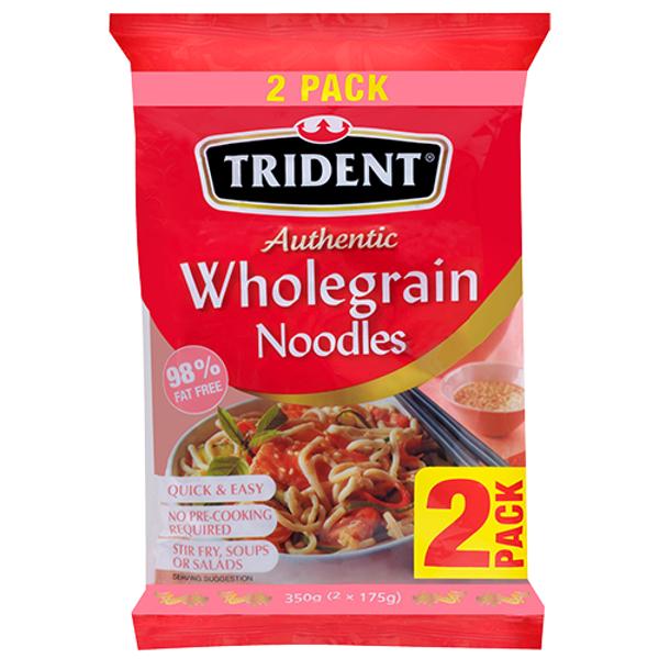 Trident Wholegrain Noodles 2pk