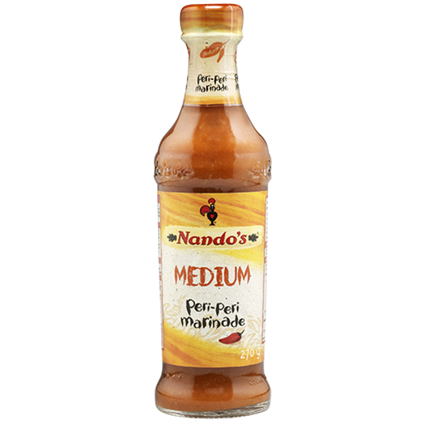 Nando's Peri-Peri Medium Chicken Marinade 262g