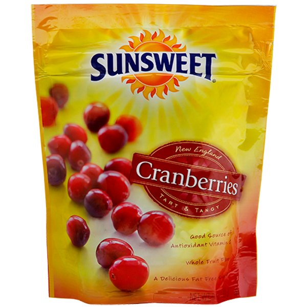Sunsweet Cranberries 170g