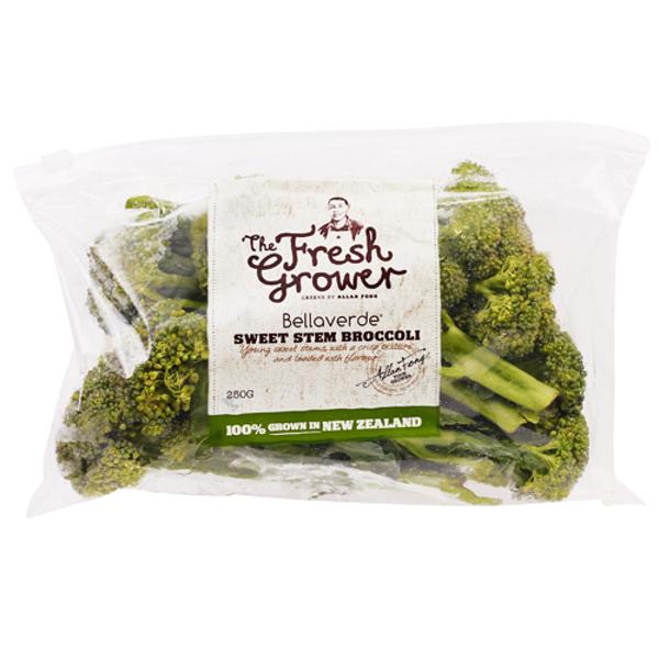 Produce Bellaverde Sweet Stem Broccoli 250g