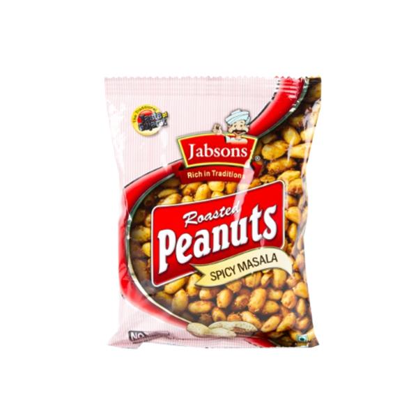 Jabsons Spicy Masala Roasted Peanuts 150g