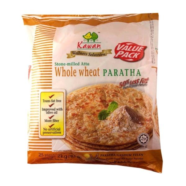 Kawan Whole Wheat Paratha 25ea