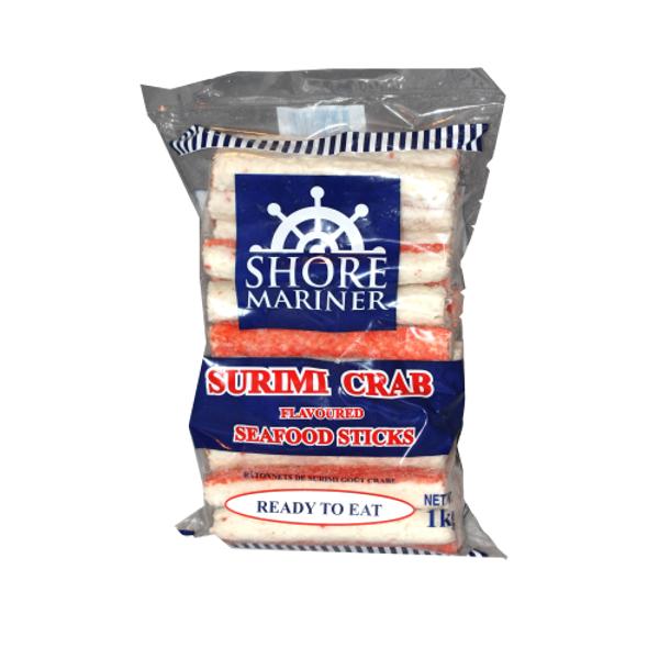 Shore Mariner Surimi Crab Flavoured Seafood Stick 1kg