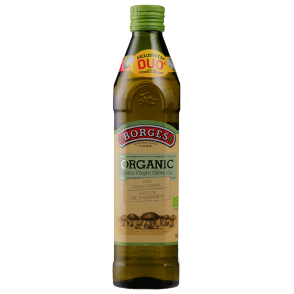 Borges Organic Extra Virgin Olive Oil 500ml