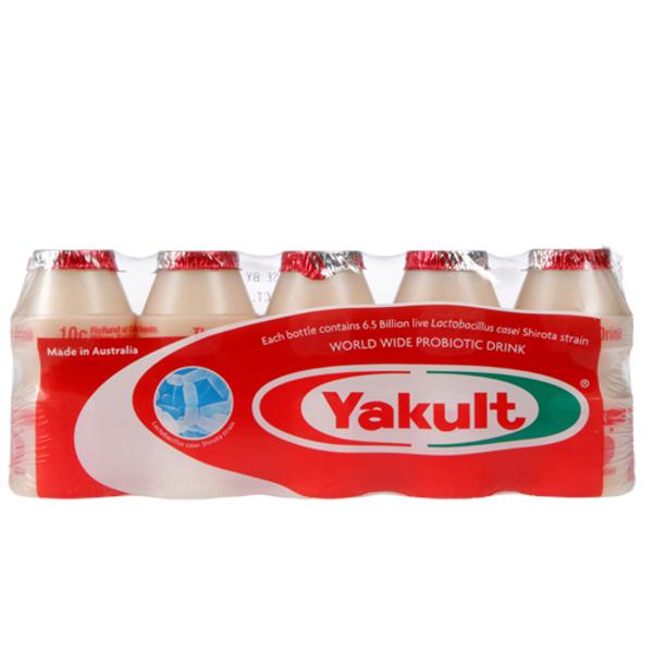 Yakult Probiotic Drink 5pk