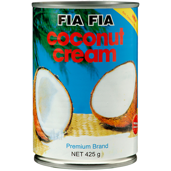 Fia Fia Coconut Cream 400ml