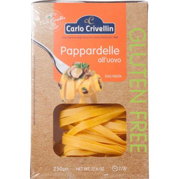 Carlo Crivellin Gluten Free Pappardelle 250g