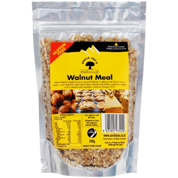 Uncle Joe's Walnut Meal 240g