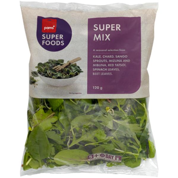 Pams Super Mix 120g