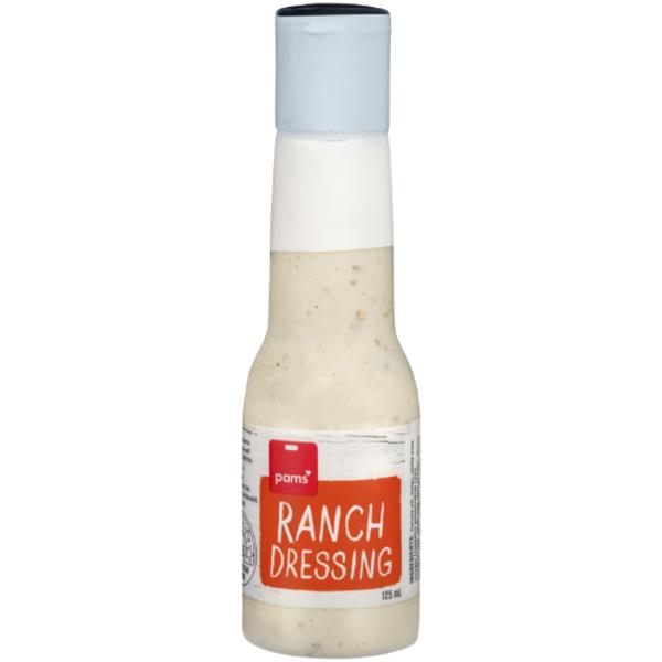Pams Fresh Express Ranch Dressing 125ml