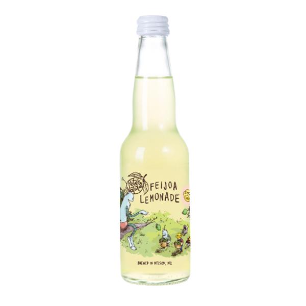 Pete's Natural Feijoa Lemonade 330ml