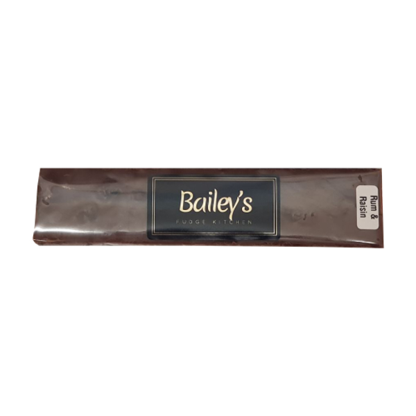 Bailey's Fudge Kitchen Rum & Raisin Fudge 160g