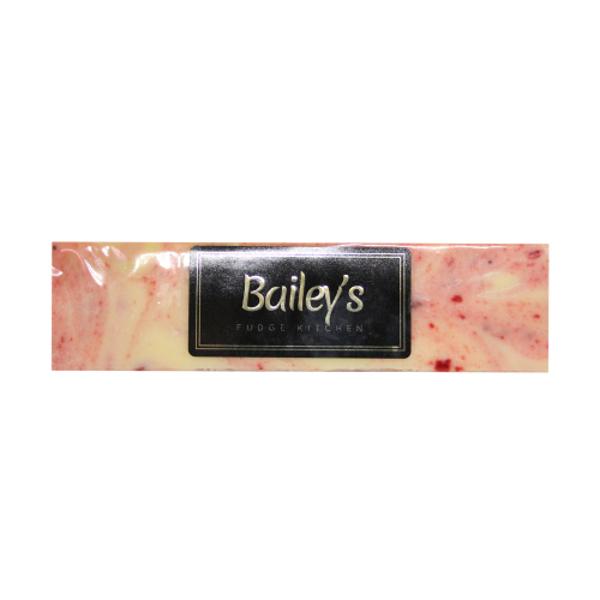 Bailey's Fudge Kitchen Raspberry Cream Fudge 160g
