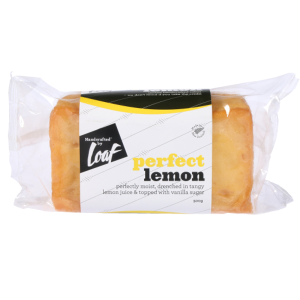Loaf Perfect Lemon 500g