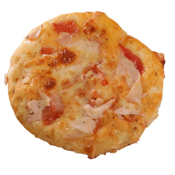 Bakery BBQ Chicken Mini Pizza 1ea