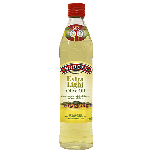 Borges Olive Oil Extra Light 500ml