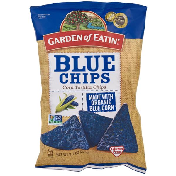 Garden of Eatin' Blue Chips 229g