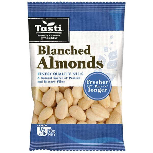 Tasti Blanched Almonds 70g