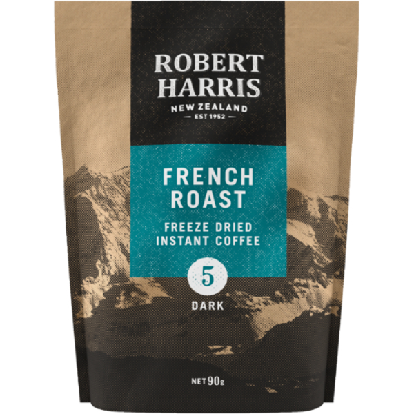 Robert Harris French Roast Dark 5 Freeze Dried Instant Coffee 90g