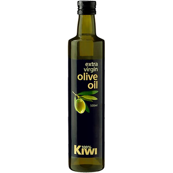 100% Kiwi Olive Oil Extra Virgin 500ml