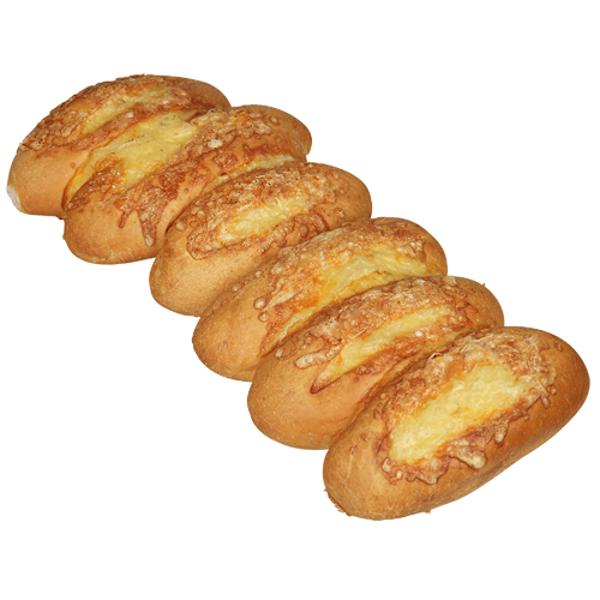 Bakery Cheese Long Rolls 6ea