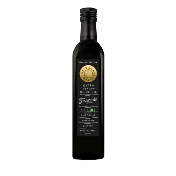 The Village Press Extra Virgin Frantoio Olive Oil 500ml