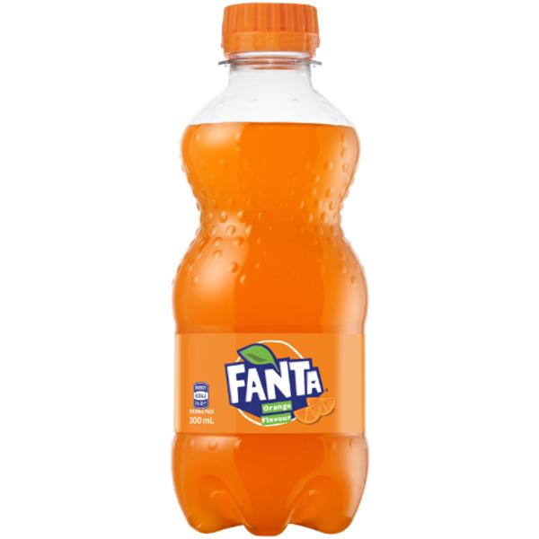 Fanta Soft Drink 300ml