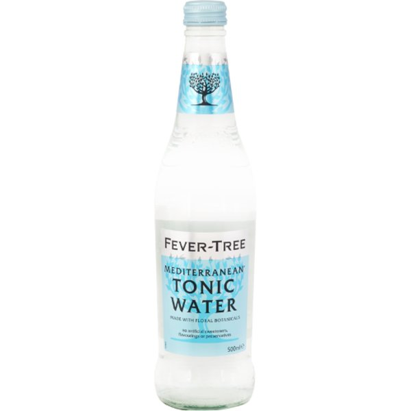 Fever-Tree Mediterranean Tonic Water 500ml
