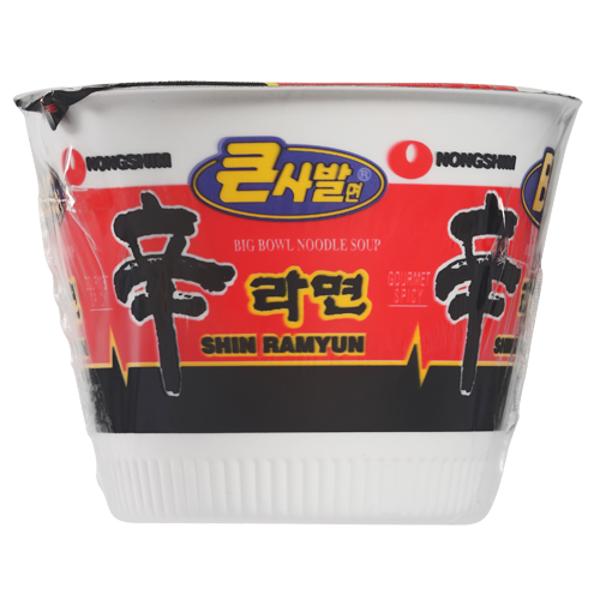 Nongshim Shim Ramyun Big Bowl Noodle Soup 114g