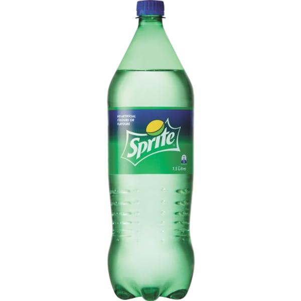 Sprite Lemonade Soft Drink Bottle 1.5l