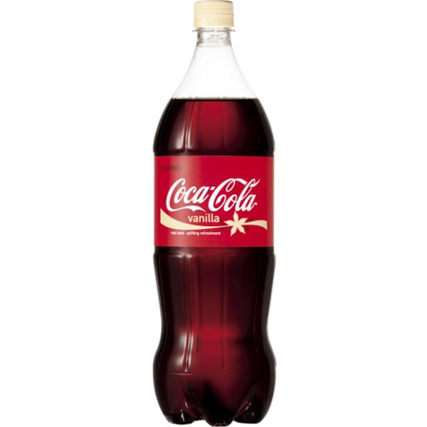 Coca Cola Vanilla Soft Drink 1.5l