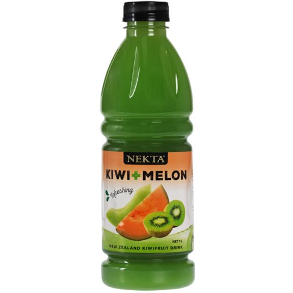 Nekta Kiwi + Melon Drink 1l