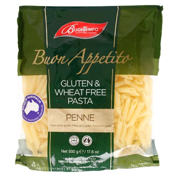 Buontempo Buon Appetito Gluten & Wheat Free Penne Pasta 500g