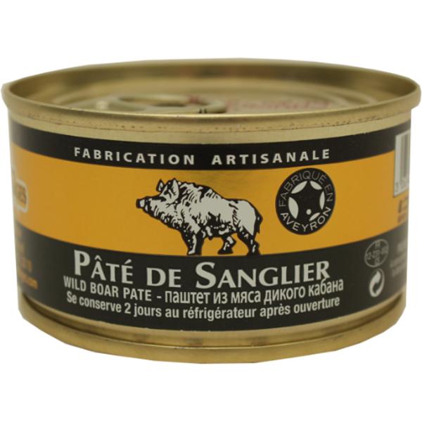 Pate De Sanglier Wild Boar Pate 130g