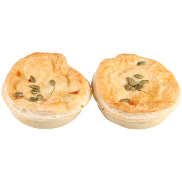 Bakery Curried Vegetable Snack Pie 2ea